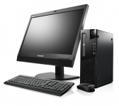 Computador Lenovo Sff Thinkcentre M93P Intel Core I7 4790 12Gb Ssd 128Gb Windows 10 Pro Downgrade - 10A8S4G900