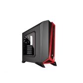 Gabinete Atx (S/fonte) Gamer Carbide Series Spec Alpha Preto/vermelho Corsair