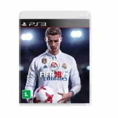 Game Fifa 18 Playstation 3 Brasil