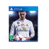 Game Fifa 18 Playstation 4 Brasil