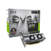 Placa de Video Evga Geforce Gtx 1050 Gaming Low Profile 2Gb Gddr5 128 Bits Dvi/hdmi/dp - 02G-P4-5150-Kr