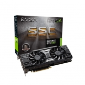 Placa de Video Evga Geforce Gtx 1060 Ssc Gaming 6Gb Gddr5 192 Bits Dvi/hdmi/dp - 06G-P4-6267-Kr