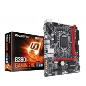 Placa Mae Gigabyte B360M Gaming Hd - Ddr4 - Coffee Lake