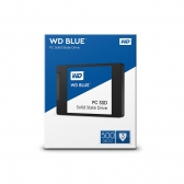 Ssd Wd 500Gb Blue Sata3 2.5 7Mm Wds500G1B0A