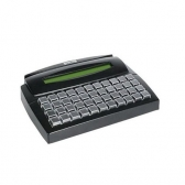 Teclado Programavel Gertec Tec-E 44 Display Ps2