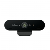 Webcam Brio Ultra Hd 4K Preto Logitech