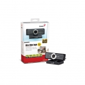 Webcam Widecam F100 Tl Full Hd Ultra Wide Preto Genius